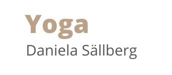 Yoga mit Daniela Sällberg in Vöcklabruck und online