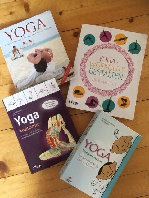 Bücherliste Yoga